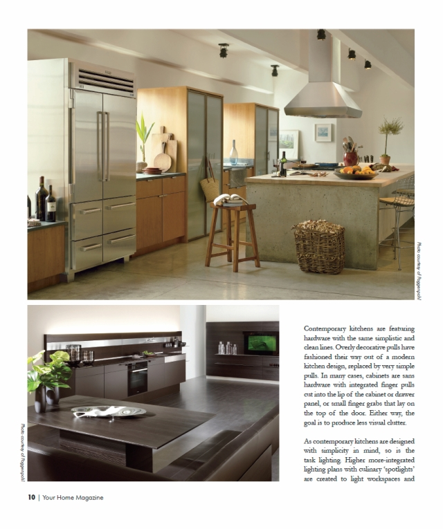 CONTEMPORARY KITCHENS 3