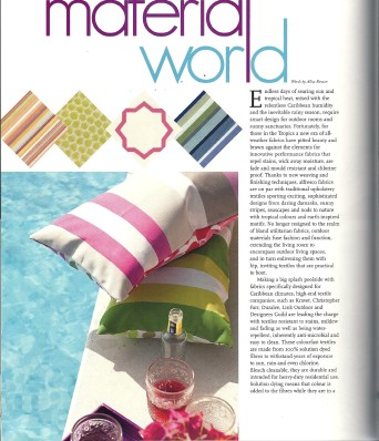 MATERIAL WORLD 1
