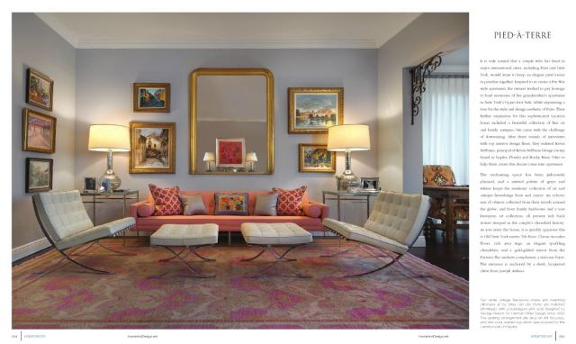 Pied-a-Terre Home & Design Magazine